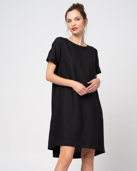 Alma & Lovis Linen Dress (GOTS)