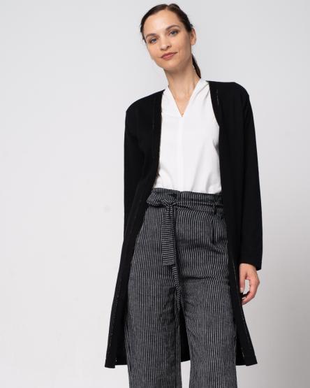 Alma & Lovis Long Jacket (GOTS)