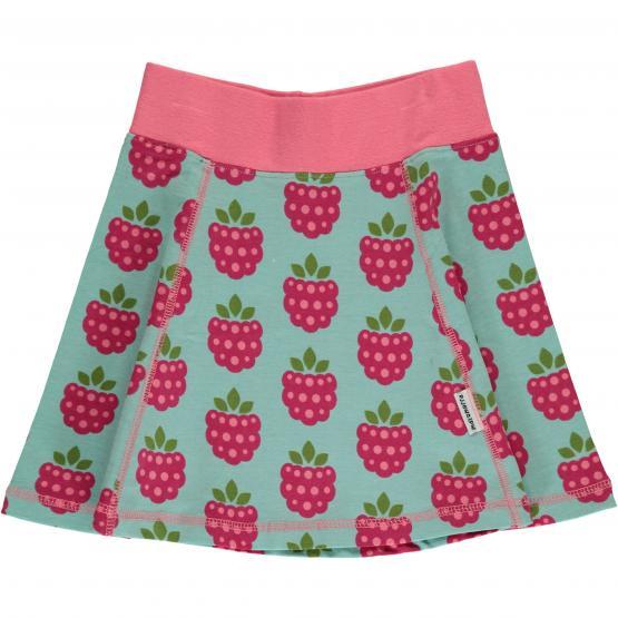 Maxomorra Skirt Spin RASPBERRY (GOTS)