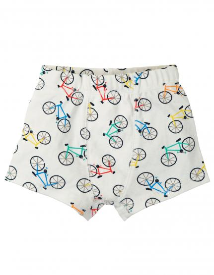 Frugi Boxer Shorts BIKE (GOTS)