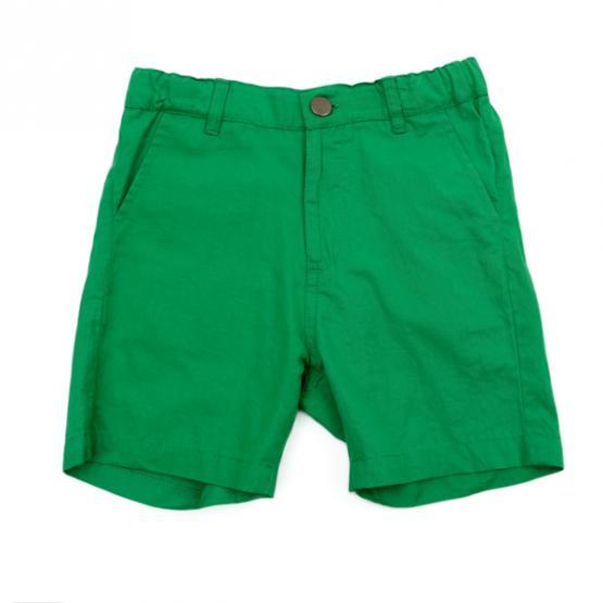 Lily Balou Twill Shorts Astor Green