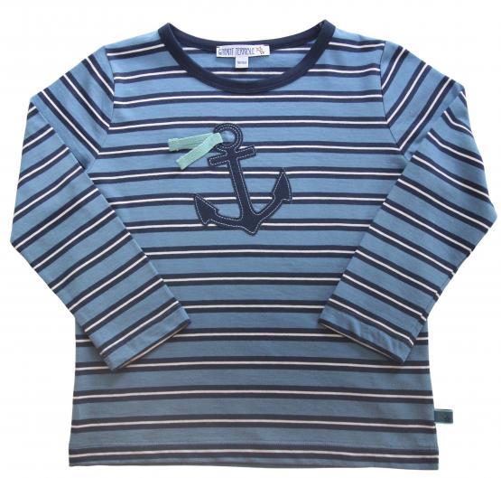 Enfant Terrible Kinder Shirt Anker (GOTS)