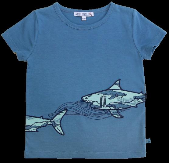 Enfant Terrible Kinder T-Shirt Hai (GOTS)