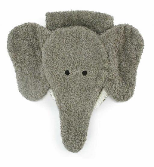 Fürnis BIO Wasch-Handschuh Elefant groß