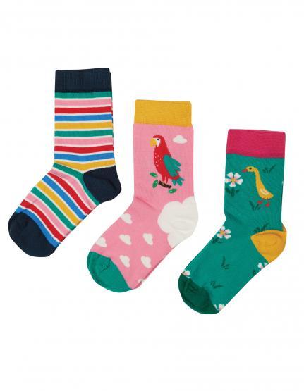 Frugi Socken 3-er Pack (GOTS)