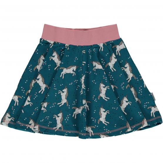 Maxomorra Skirt Spin UNICORN DREAMS (GOTS)