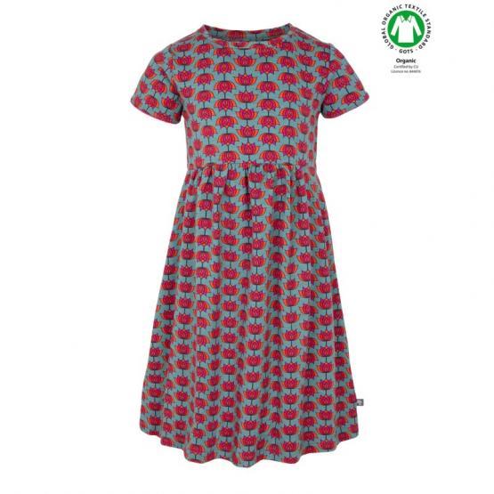 Tranquillo Mädchen Kleid Marit (GOTS)