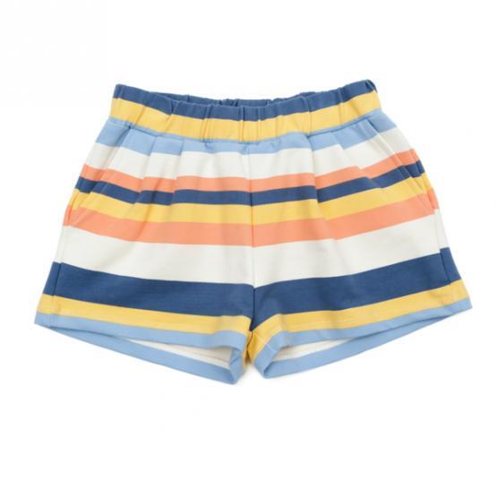 Liv+Lou Girls Shorts Stripes