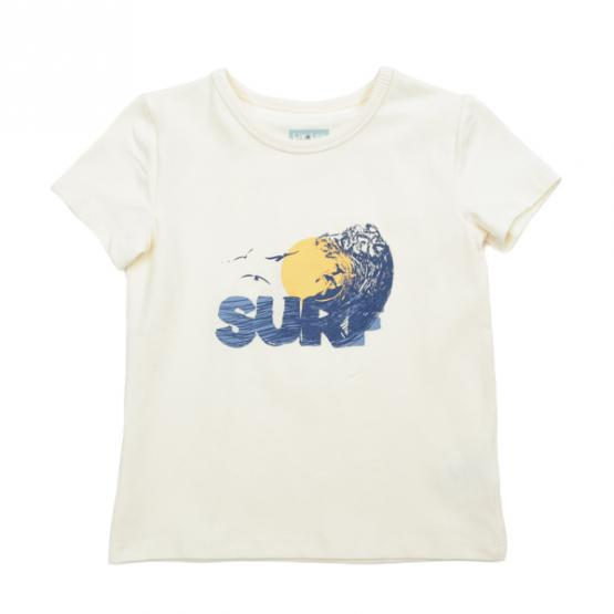 Liv+Lou T-Shirt Rune Vanilla