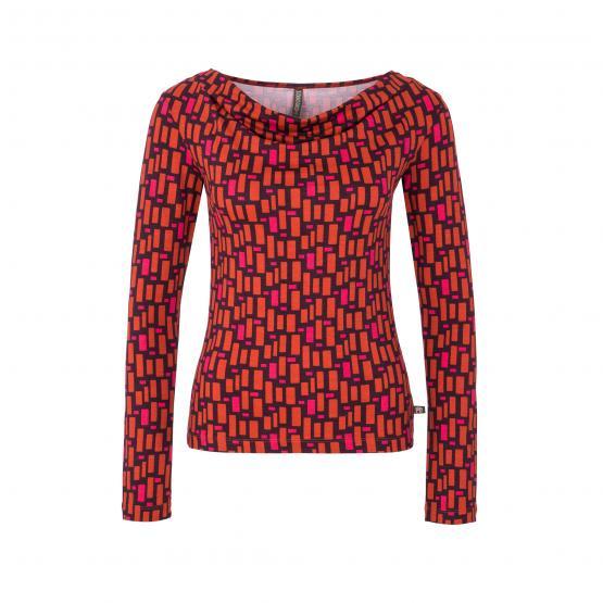 Tranquillo Damen Shirt JADE (GOTS)